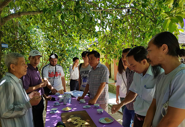 Promoting the value of Hue garden houses