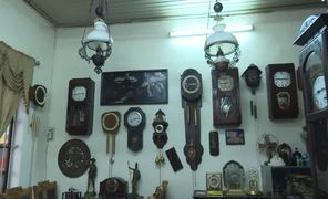 Original antique clocks