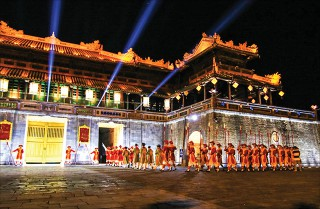 A new feature of Hue tourism