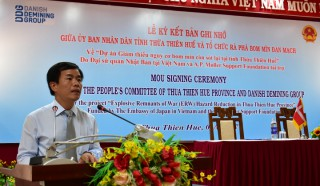 27 billion VND to reduce mine risk in Thua Thien Hue