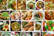 Hue and famous restaurants
