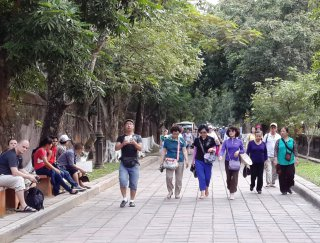 South Korea takes the lead on the markets of visitors to Hue