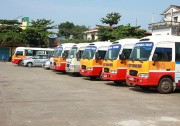 Information of Hue bus routes