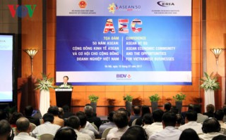 ASEAN is the second trading partner of Vietnam