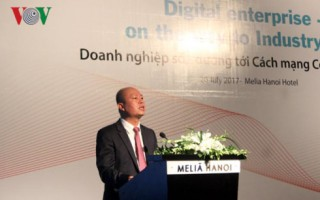"Industry 4.0: It is hard for Vietnamese enterprises to ""digitize"""