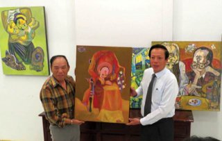 A start for Hue Museum of Fine Arts