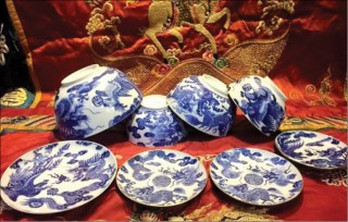 Great collections of antiques will be available at Hue Festival 2018