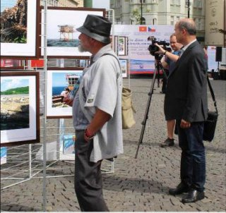 Vietnam Sea and Islands Exhibition in the Czech Republic