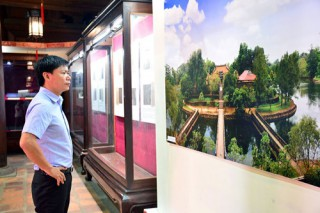 The world's documentary heritages in Vietnam through the Nguyen Dynasty's documentary heritages