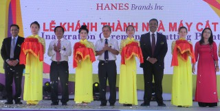 Hanesbrands Viet Nam Hue Co., Ltd. expands production scale