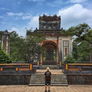 Come on to Hue for a visit (Part 1)