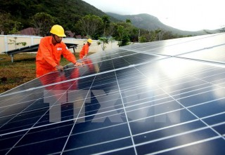 Agribank and VDB fund Phong Dien Solar Power Plant