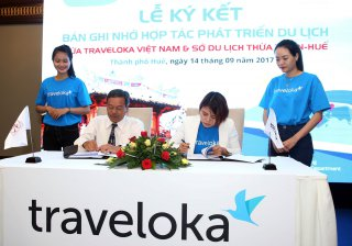Traveloka signs cooperation agreement on Hue tourism development