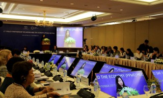 Promoting closer cooperation between APEC economies and working groups