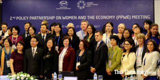 Promoting the economic power of women