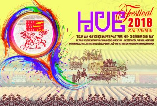 Hue Festival 2018 will take place from April 27 to May 2