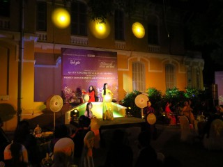 "The cultural night ""Stillness of Sense and Soul-Women Empowerment and Cultural Identity"""