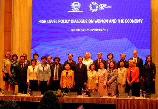 Gender equality is at the center of economic development and human resources