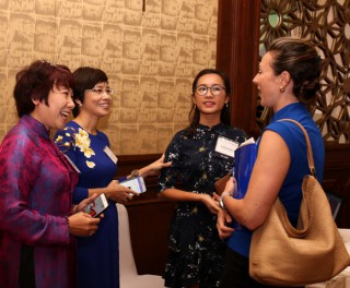 Connecting women-owned businesses to East Asian markets