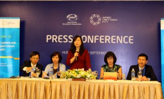 Women and the Economy Forum in APEC Vietnam 2017 closes with a great success