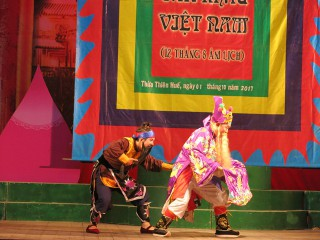 Celebrating the Vietnam Theater Day
