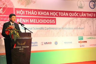 The second nationwide scientific workshop on Melioidosis