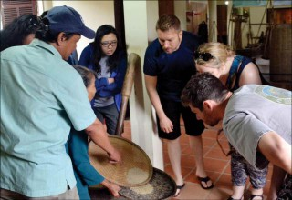 Going hand-in-hand with Hue tourism