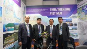 Exhibition of Thua Thien Hue at APEC