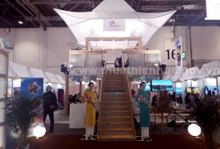 Introducing Hue tourism at WTM – United Kingdom