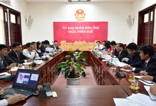 Chairman of the Provincial People's Committee meets General Director of Mitsubishi Corporation Vietnam