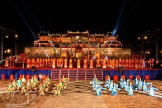 "10th Hue Festival to be held with the theme of ""Hue - One destination, Five World Heritages"""