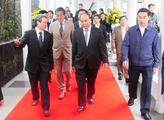 Prime Minister works with Banyan Tree Holdings Ltd., Bach Ma National Park, Hue University
