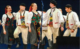 Slovak traditional folk art troupe to take part in Hue Festival 2018