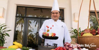 Japanese Emperor's luncheon and the underlying story about the executive chef