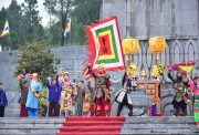 Celebrating the 229th anniversary of Emperor Quang Trung's coronation and Ngoc Hoi - Dong Da victory.