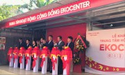 Ekocenter in place, locals and tourists enjoy multiple benefits