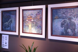 """""""Spring Flowers"""" exhibition"""
