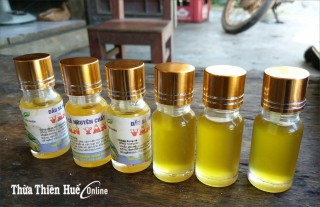 Land of aromatic oils