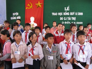 Zhi-Shan Foundation: 
