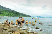 An experience in Pearl Island