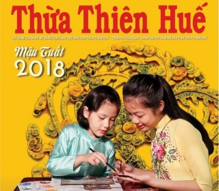 Thua Thien Hue Newspaper gets the A prize for beautiful Tet newspaper cover