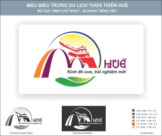 Hue tourism has official logo and slogan