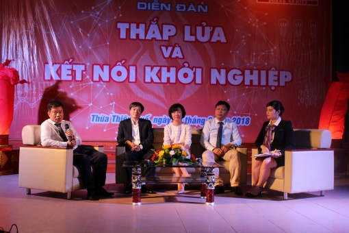 Igniting and Networking Startups for Hue Students' Business Dream