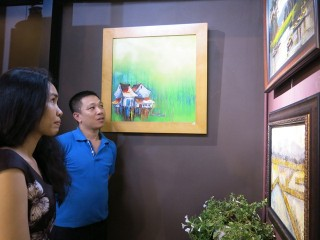 """""""A glimpse of Tam Giang"""""""