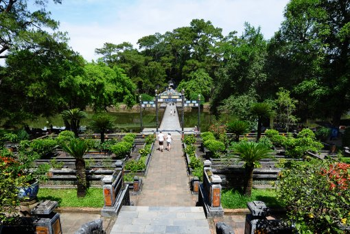 Hue among top 8 attractive destinations in South East Asia