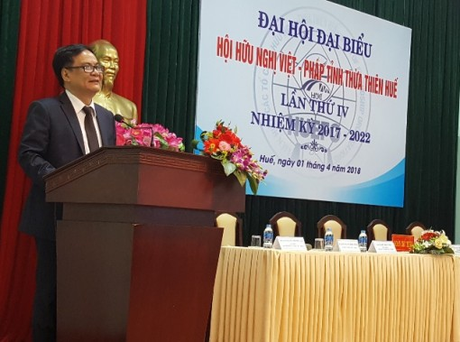 Promoting economic cooperation between Thua Thien Hue and French partners
