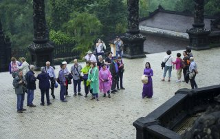 Over 1 million tourist arrivals in Hue in the first three months