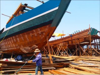 Six more offshore fishing vessels newly built