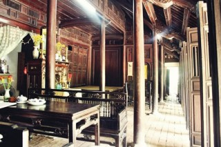 Investment in the project of Hue Ruong house production and restoration center