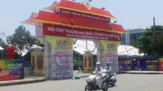 More than 450 stalls in Hue Festival 2018 International Trade Fair